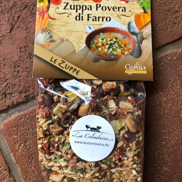Zuppa Povera di Farro