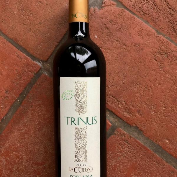 "750ml Vino Bianco ""Trinus"""