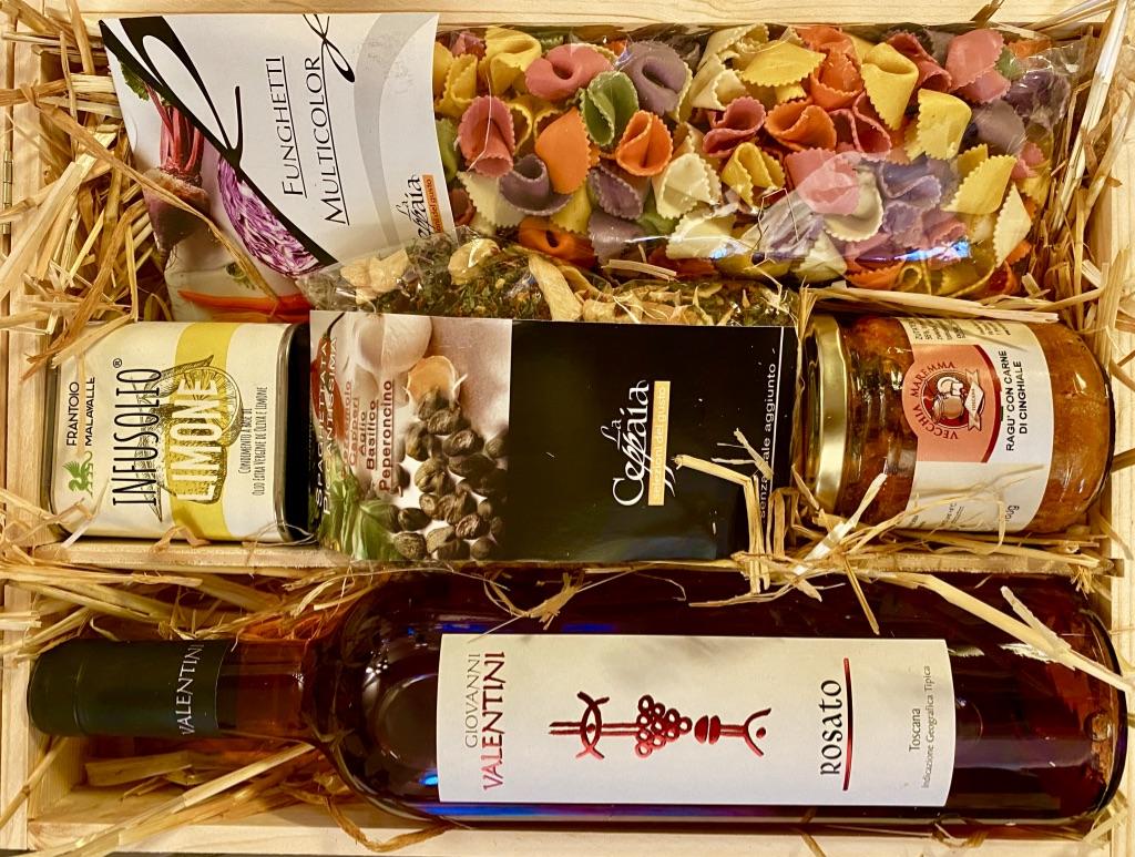 """italienische Geschenkbox """"Stella-Rosato"""""""