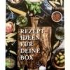 Rezeptbooklet italienische Geschenkbox