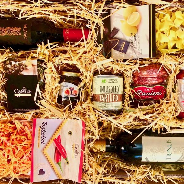 "italienische Geschenkbox "" Lucia-Grande"""