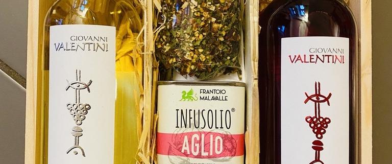 """italienische Geschenkbox """"Stella-Rossato Bianca"""""""